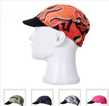 Printed Outdoor Hat for Rider With Ready Design as YTQ-105