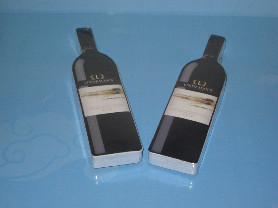Big Bottle Design Compressed Towel (YT-640)