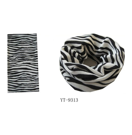 Tubular Cashmere Scarf in Multifunction (YT-9313)