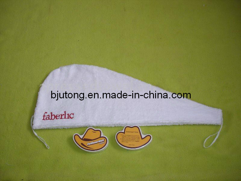 Promotional Gifts---Compressed Hair Towel (YT-076)