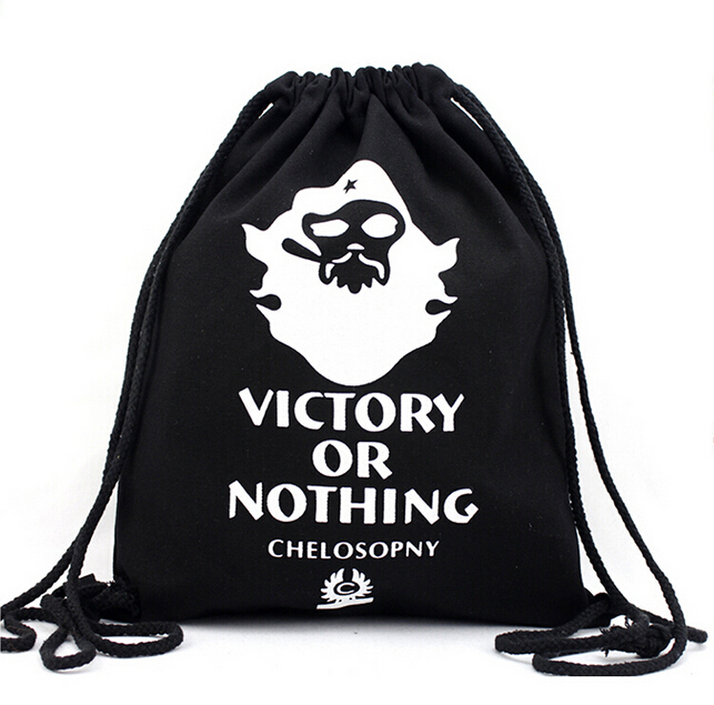 High Quality Cotton Drawstring Bags