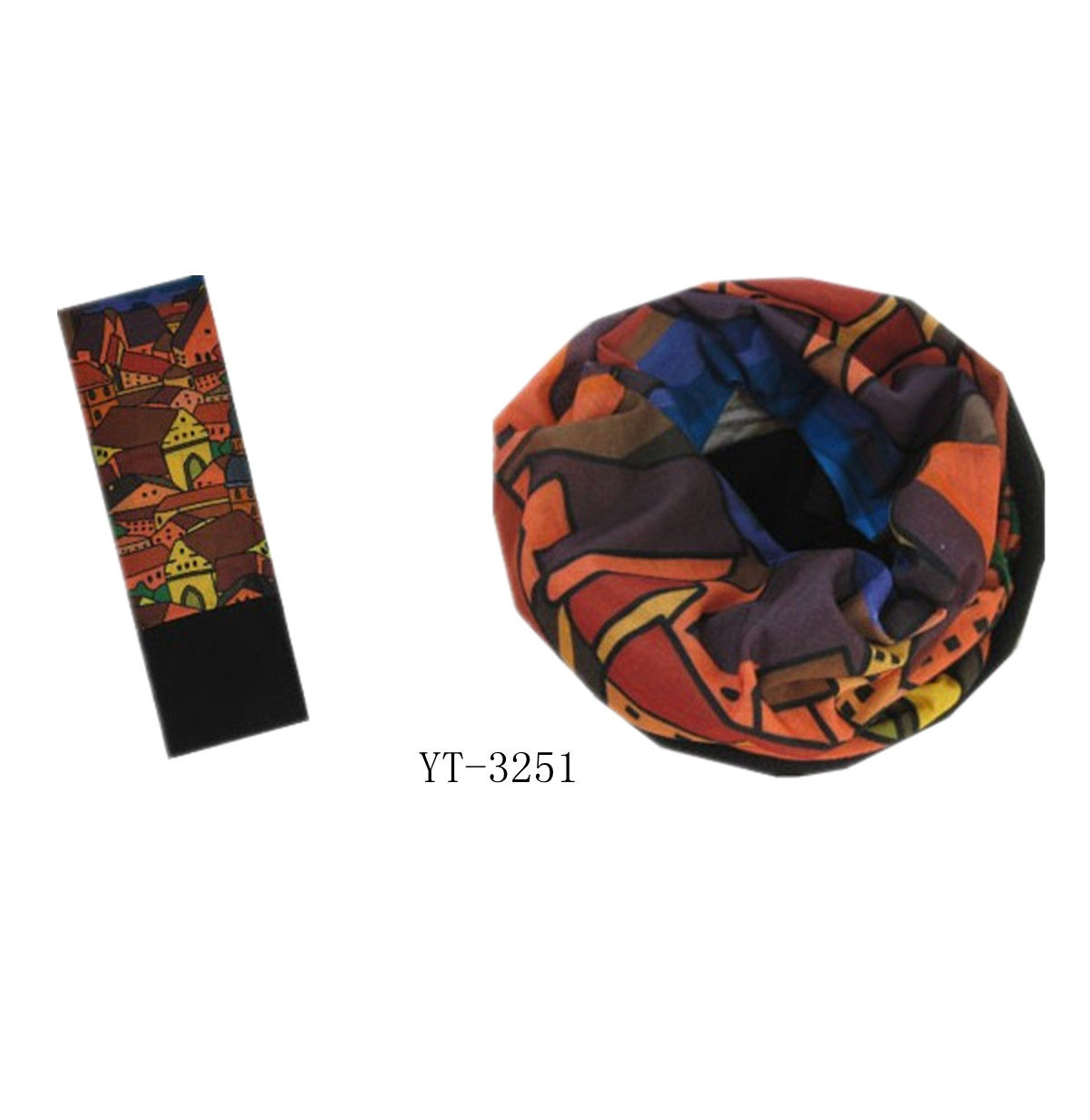 Best Design Tubular Bandana by Customers (YT-3254)