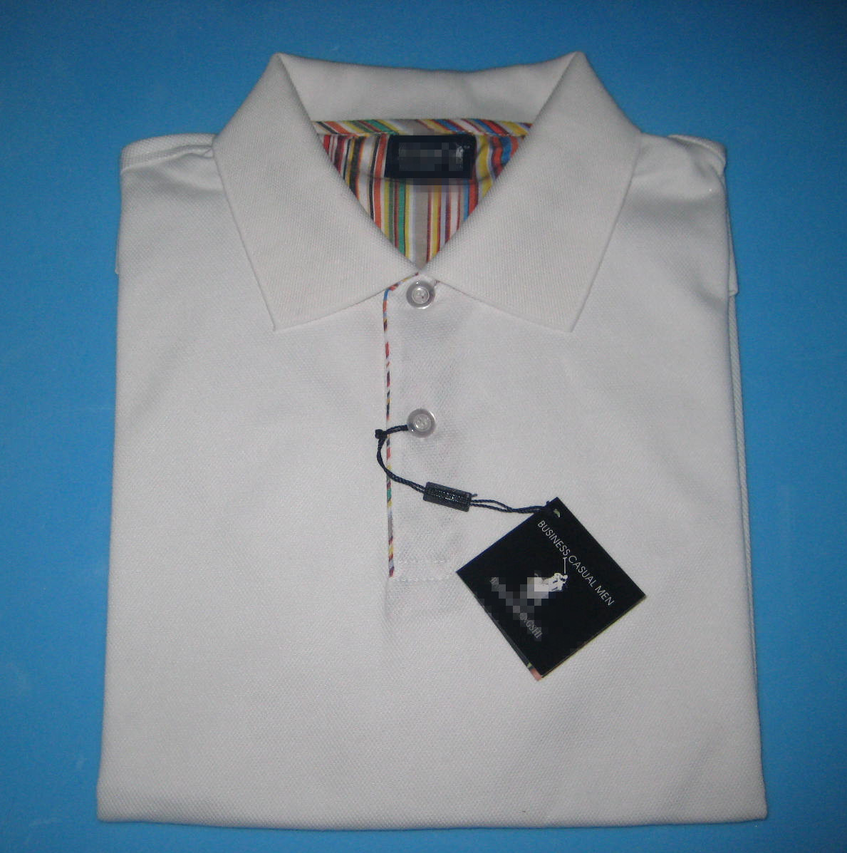 100% Cotton Material Polo Shirt in Variour Color and Weight (YT-2801)
