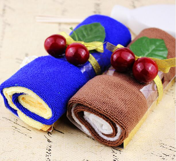 Swiss Roll Cake Towel