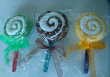 Lollipop Cake Towel (YT-9922)