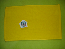 Plain Compressed Towel in House Shape (YT-645)